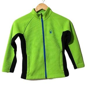 Spyder Core Sweater Fullzip size 7